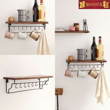 Every space is ideal for durable kitchen shelf