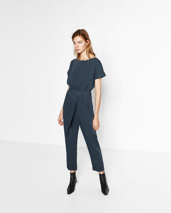 ZARA Jumpsuits & Rompers