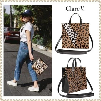 Leopard Patterns Totes