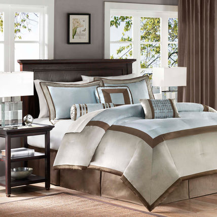 Madison Park Genevieve comforter, luxury 7-piece set size 3