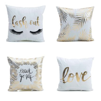 Stylish Cushion cover 12 types, from 2 type your favorite