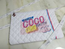 CHANEL ICON Casual Style A4 Clutches