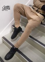 Sixth June Sweat Street Style Sarouel Pants
