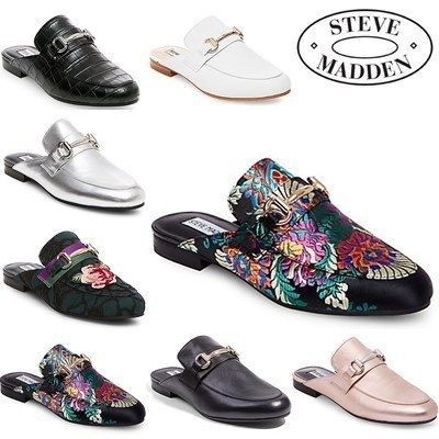 Steve Madden Flower Patterns Sandals Sandals