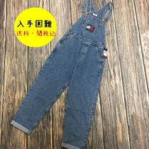 Tommy Hilfiger Denim Street Style Collaboration Plain Medium Oversized