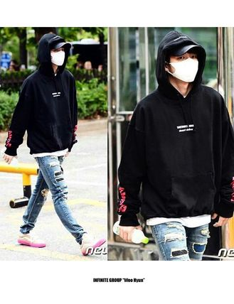 Bulletproof boy group food hoodies