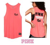 Victoria's secret Sleeveless Street Style Collaboration Tanks & Camisoles