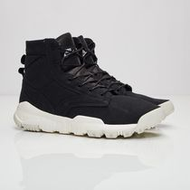 Nike Mountain Boots Street Style Plain Sneakers
