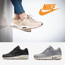 Nike AIR MAX 90 Casual Style Other Animal Patterns Low-Top Sneakers