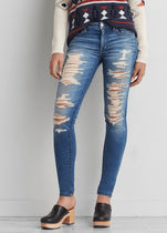 American Eagle Outfitters 9501 Cece super destroy jegging