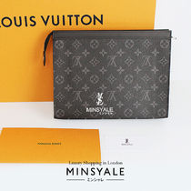Louis Vuitton POCHETTE VOYAGE MM [London department store new item]