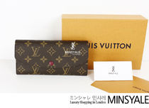 Louis Vuitton PORTEFEUILLE EMILIE EMILIE WALLET [London department store new item]
