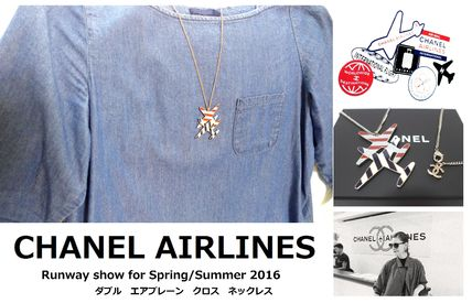 AIRLINES pendant necklace A95111 airplane