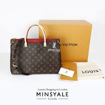 Louis Vuitton PALLAS [London department store new item]