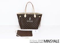 Louis Vuitton NEVERFULL MM[London department store new item]