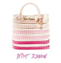 Betsey Johnson Casual Style Street Style 2WAY Totes