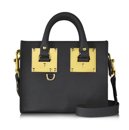 SOPHIE HULME 2WAY Leather Totes