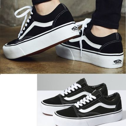 129f301ee9b VANS OLD SKOOL Platform Platform   Wedge Sneakers by ellypop - BUYMA