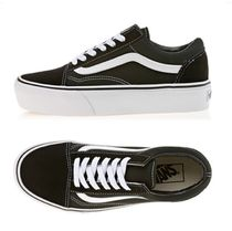 VANS OLD SKOOL Platform Platform & Wedge Sneakers
