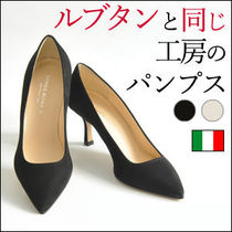 CORSOROMA9 Suede Pointed Toe Pumps & Mules