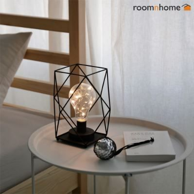A nice indoor atmosphere cube-shaped LED Interior lights