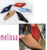 Melissa Casual Style Plain Slippers Slip-On Shoes