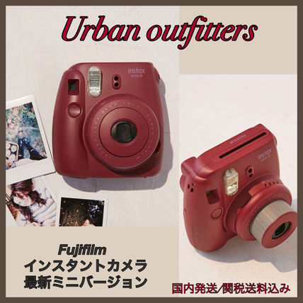 Urban Outfitters Fujifilm Limited Edition collaboration