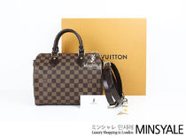 Louis Vuitton SPEEDY BANDOULIÈRE 25[London department store new item]