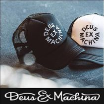 Deus Ex Machina Unisex Hats