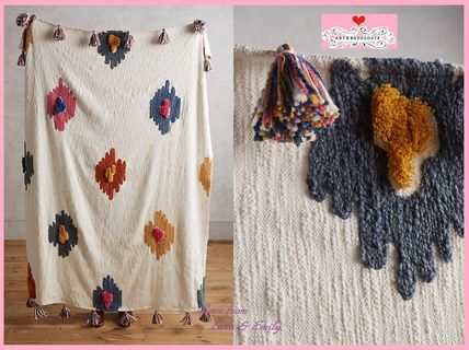 17th SS * Anthro Centrale Throw