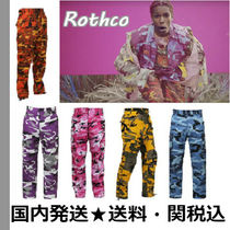 ROTHCO Camouflage Street Style Cargo Pants