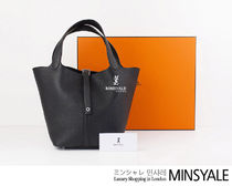 HERMES Picotin hermes picotin 22 [London department store new item]