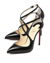 Christian Louboutin Pin Heels Pointed Toe Pumps & Mules