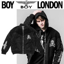 BOY LONDON Skull Street Style Other Animal Patterns Medium