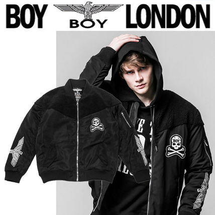 6ea07021248a ... BOY LONDON More Jackets Skull Street Style Other Animal Patterns Jackets  ...