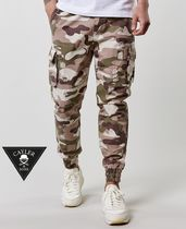 CAYLER&SONS Camouflage Street Style Joggers & Sweatpants
