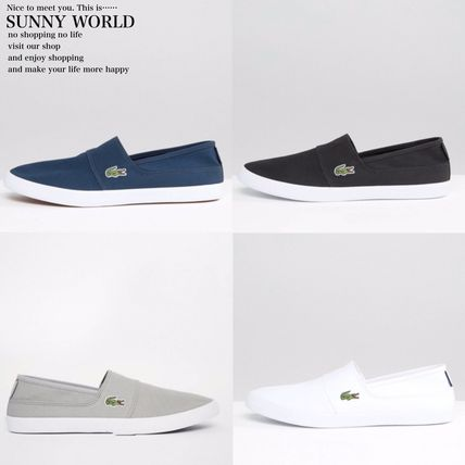Refreshing Canvas Upper Slip-on