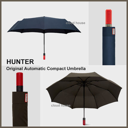 Folding umbrella NAVY DARK OLIVE