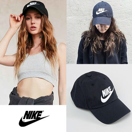 """&"" Nike and logo Cap"
