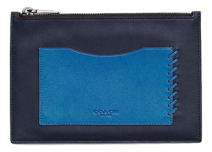 Tech envelope sports calf leather
