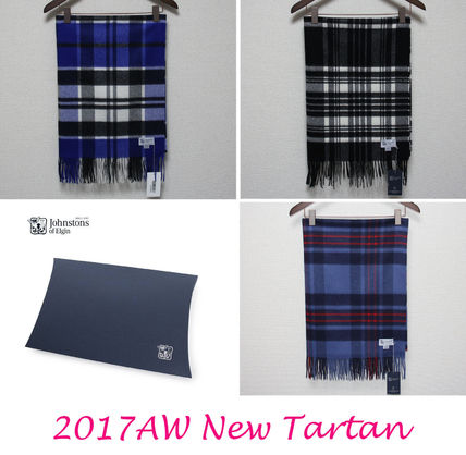 2017 AW Johnston ' s cashmere large format scarf