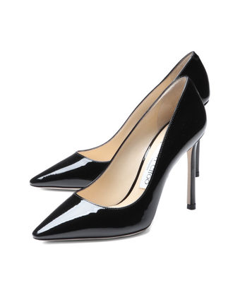 Pointed toe pumps black ROMY