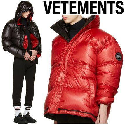 Street Style Down Jackets