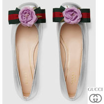 GUCCI Round Toe Plain Loafer & Moccasin Shoes