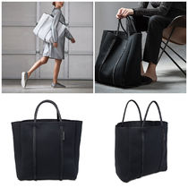 State of Escape A4 Plain Oversized Totes