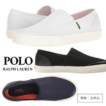 POLO RALPH LAUREN Plain Loafers & Slip-ons