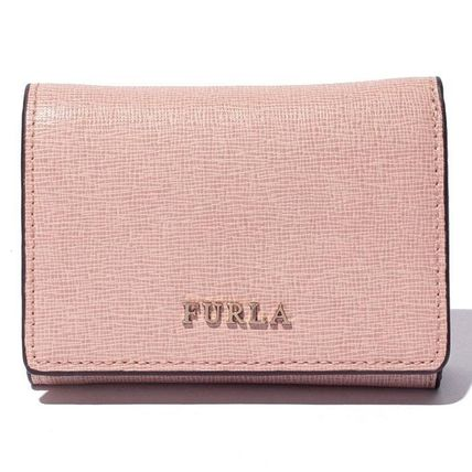 Folding wallet PR83 BABYLON 872832 color MOONSTONE - pink