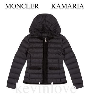 Adults also wear MONCLER KAMARIA 12/14 A Navy