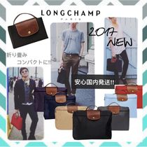 Longchamp LE PLIAGE NYLON Nylon Plain Business & Briefcases