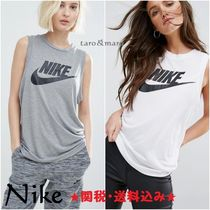Nike Street Style Plain Medium Tanks & Camisoles